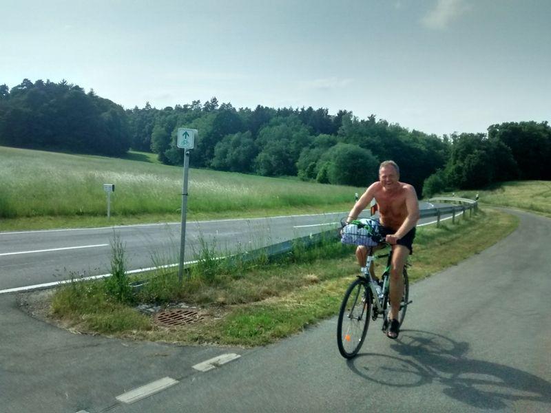 Bezirkswanderfahrt Klosterlangheim