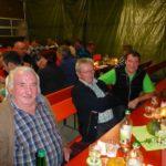 Georg, Jakob und Uli - Ehrenvorstand, Ehrenmitglied und Vorstand