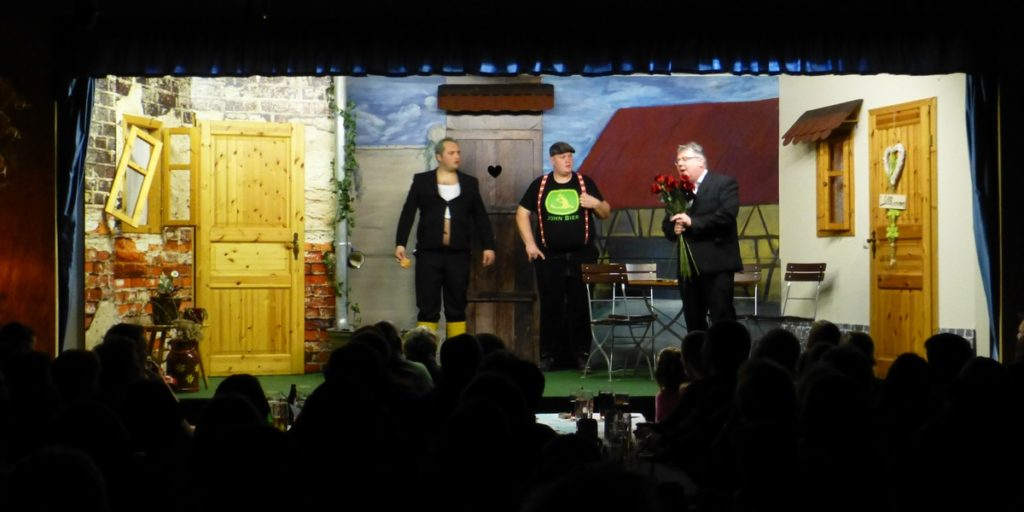Concordia Merkendorf Theaterabend 2018